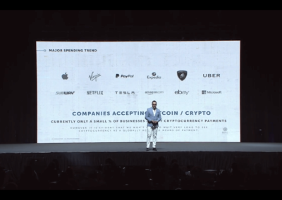 companies accepting crypto